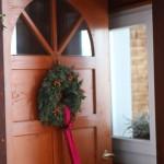 Christmas door 2009 bearbeitet
