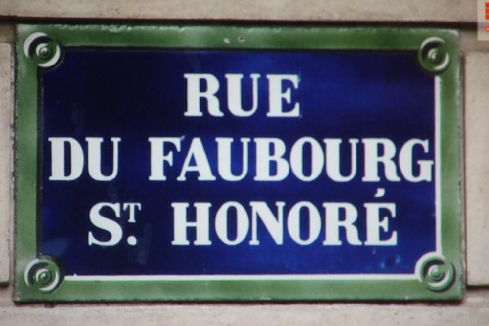Rue de Faubourg
